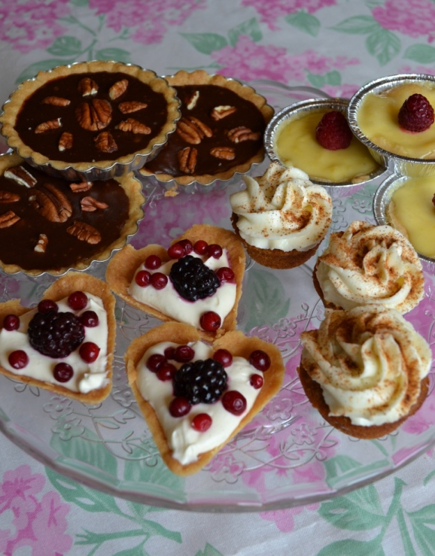 Sötsaker på Afternoon Tea, Recept, Livsaptit, Afternoon Tea-vecka, Höst