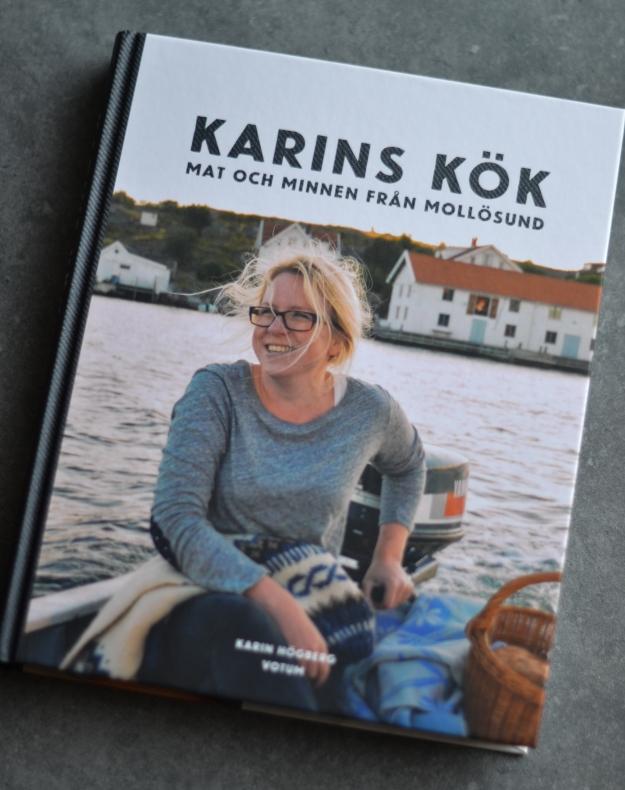 Karins Kök, Kokbok, Recension, Nyhet, Livsaptit