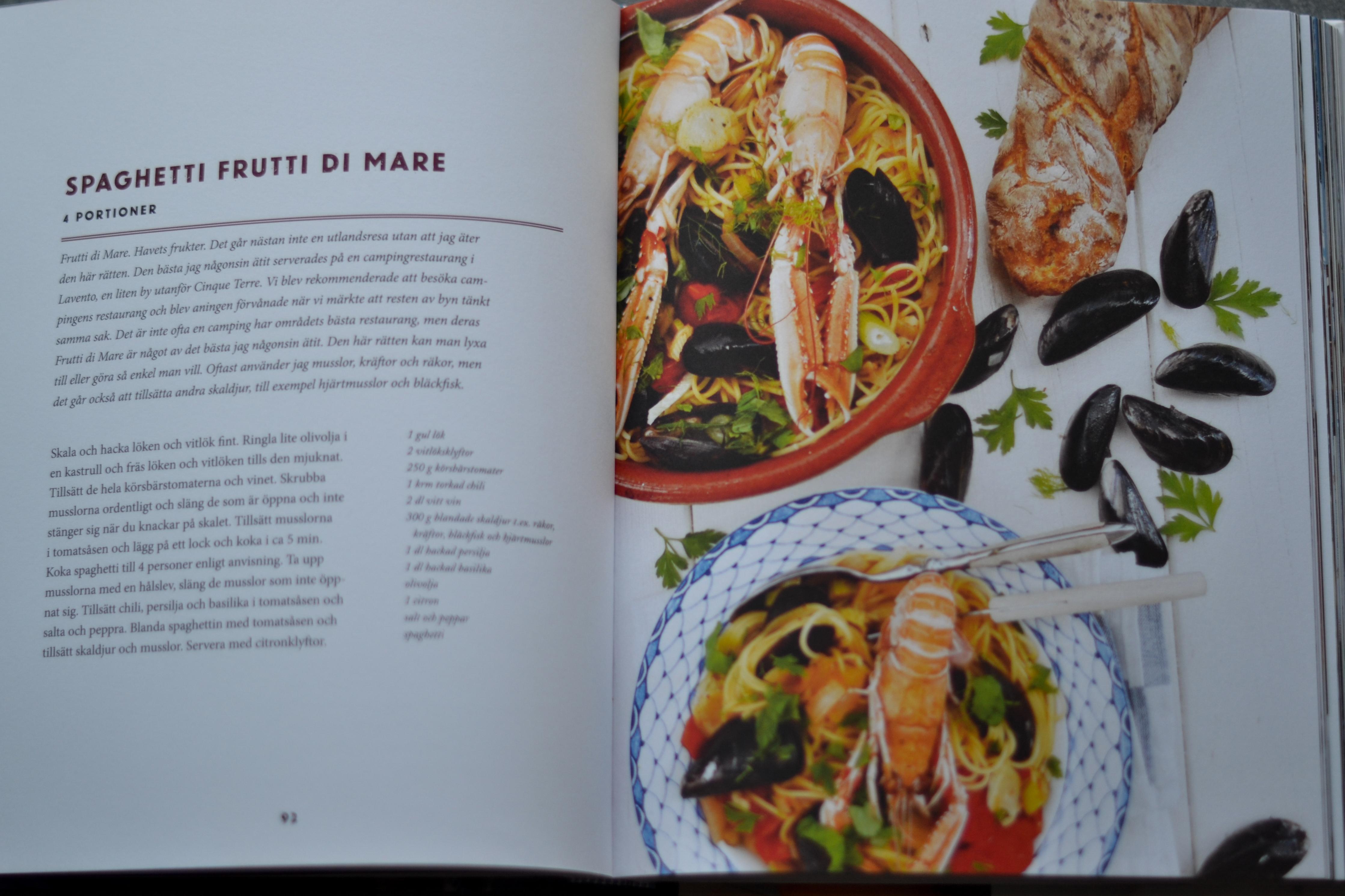 bonniers vegetariska kokbok recension