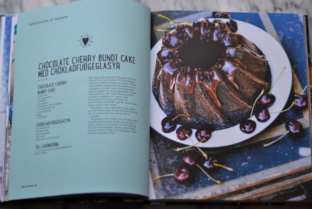 Fun dining av Elisabeth Johansson, galet läcker chokladkaka, recension, Livsaptit