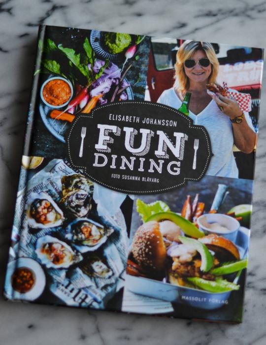 Fun dining av Elisabeth Johansson, recension, Livsaptit
