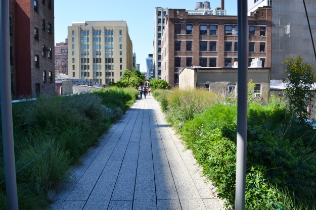 High Line, New York, Livsaptit