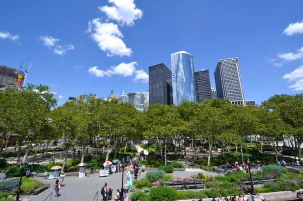 Downtown, New York, Livsaptit