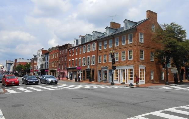 Georgetown, Washington D.C., Resedagbok, USA 2015, Livsaptit