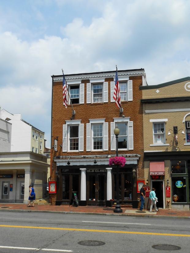 Old Glory Barbeque, Restaurang, Georgetown, Washington D.C., Resedagbok, USA 2015, Livsaptit
