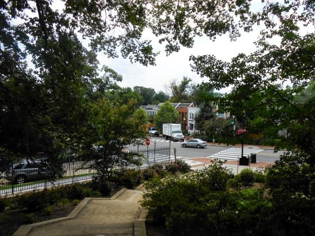 Promenad i Georgetown, Washington D.C., Resedagbok, USA 2015, Livsaptit