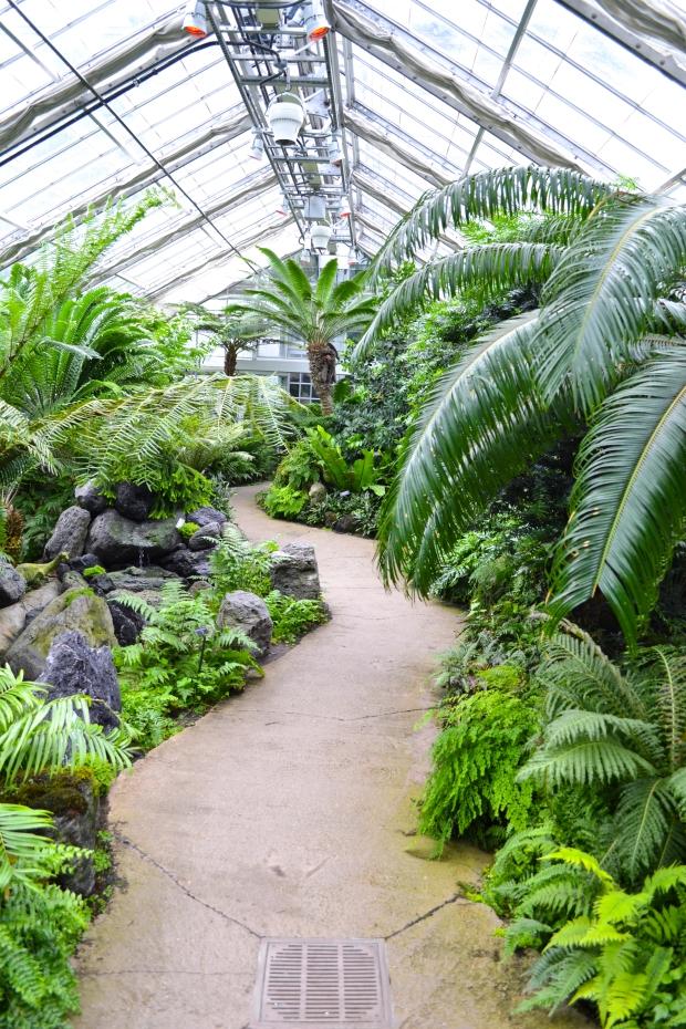 United States Botanic Garden, Washington D.C., Resedagbok, USA 2015, Livsaptit