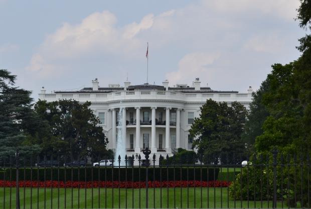 White House,  Washington D. C., 2015, Resedagbok, USA, Livsaptit